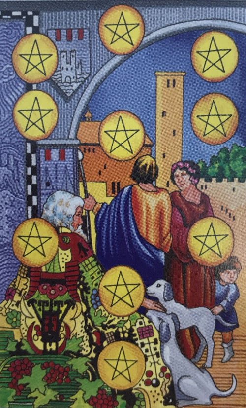 learn and read Tarot