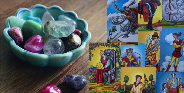 Tarot ritual